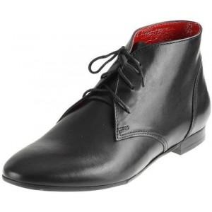 Značkové dámske topánky ideálne na každý deň v čiernej farbe