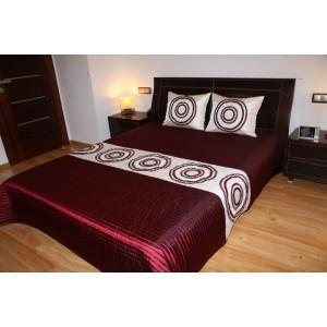 Bordový prehoz na posteľ