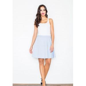 Svetlo modré dámske sukne