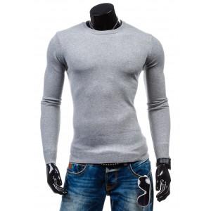 Pánsky sivý pulóver