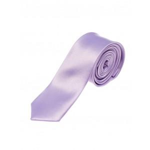 Svetlo fialová kravata pre pánov