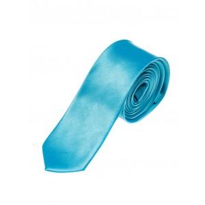 Tyrkysové pánske kravaty úzke