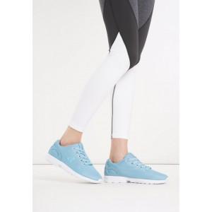 Športové dámske tenisky modrej farby