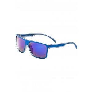 Modré pánske slnečné okuliare pre vodičov