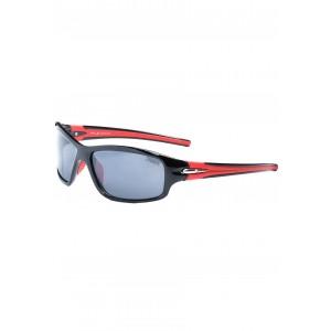 Červené športové slnečné okuliare pánske