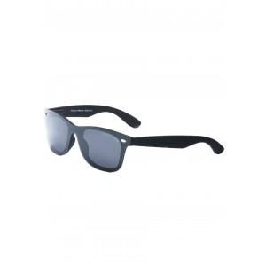 Štýlové čierne polarizačné slnečné okuliare