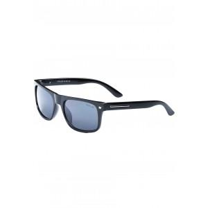 Čierne slnečné okuliare pánske