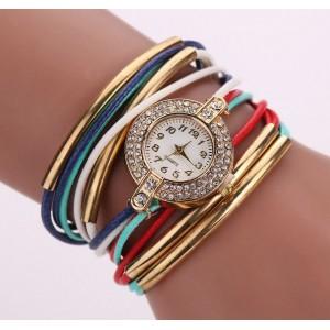 Dámske ozdobné hodinky s náramkami