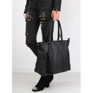 Dámske kabelky v čiernej farbe