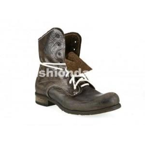Pánske kožené topánky hnedé