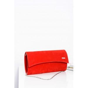 Dámske večerné kabelky červenej farby vhodné na každú spoločenskú udalosť