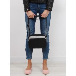 Dámske čierne crossbody kabelky ku každému outfitu