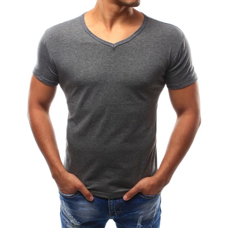 0d9350216bf6 Pánske tričká s výstrihom