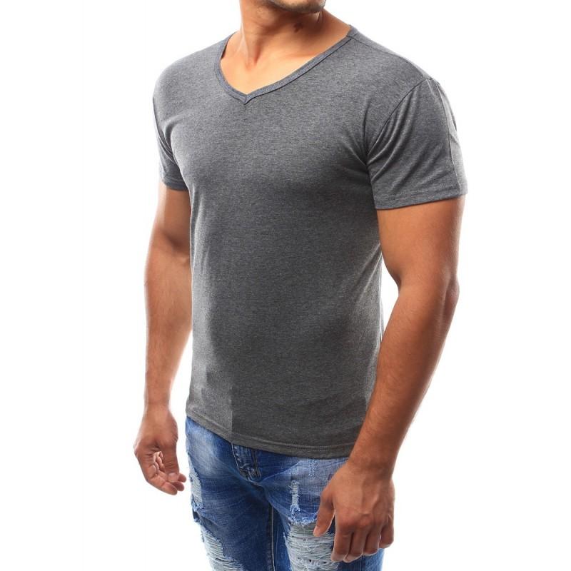 88a7ffc0a190 Pánske tričká s výstrihom