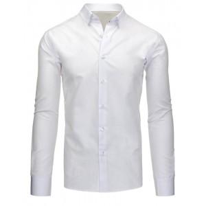 Košeľa do obleku bielej farby