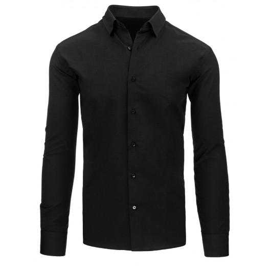 Čierna košeľa pánska