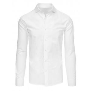 Elegantné košele bielej farby