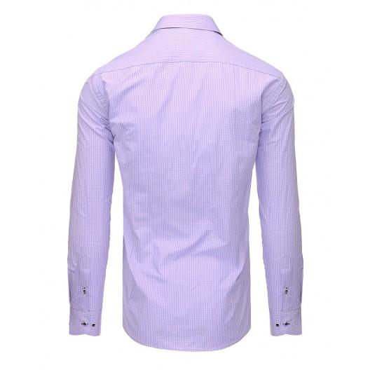 Pánske košele fialovej farby