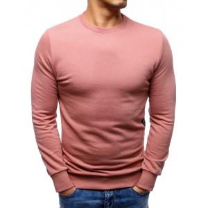 Moderné mikiny v ružovej farbe