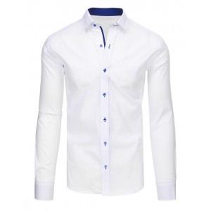 Košeľa biela s dlhým rukávom