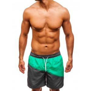 Mužské plavky dvojfarebné