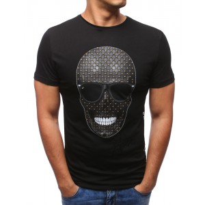 Super trička čiernej farby