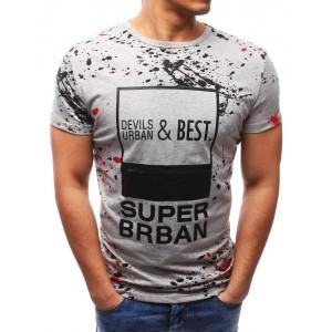 Štylové pánske trička na leto