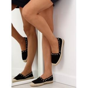 Dámska letná obuv espadrilky