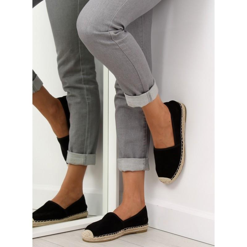 f0d2139ac621 Dámska letná obuv čiernej farby