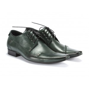 Luxusné topánky zelené