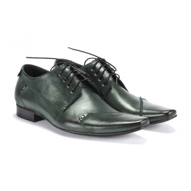 0fbe735aca Luxusné topánky zelené