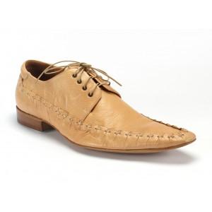 Spoločenské topánky béžovej farby