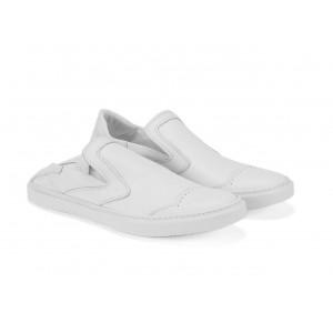 Štýlové topánky z pravej kože pánske