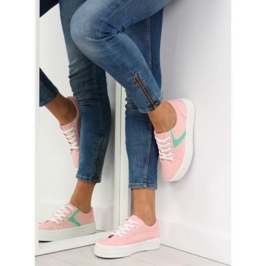 Športová obuv dámska ružová