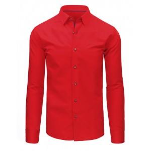 Červená košeľa pánska
