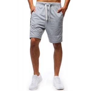 Pánske teplákové krátke nohavice
