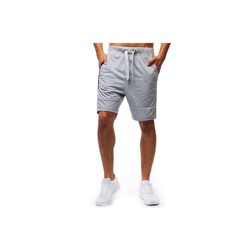 de3dac5a66b9 Pánske teplákové krátke nohavice