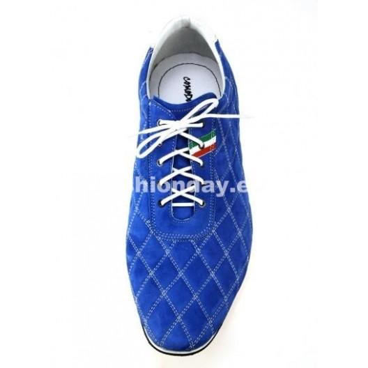 Športová pánska obuv - modrá