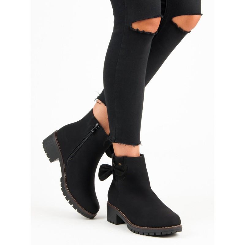 03b5165a498a Dámske elegantné čierne topánky