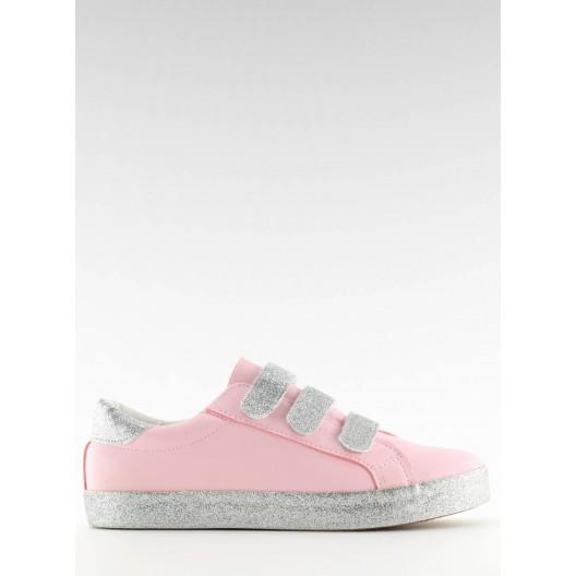 Letná obuv dámska ružová