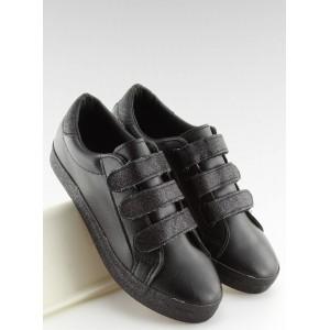 Letná obuv dámska čierna