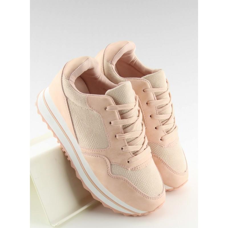 bdc00c8182f3 Fitness tenisky ružové