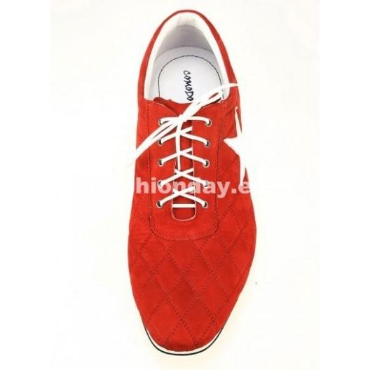 Športová pánska obuv - červená