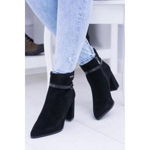 Členková obuv na opätku