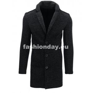 Čierny kabát pre pánov