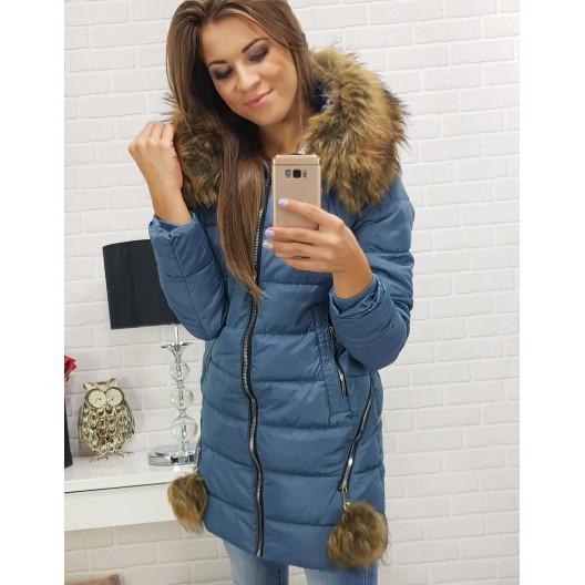 Kvalitné zimné bundy dámske