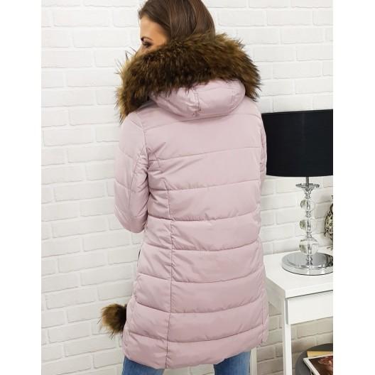 Zimné dámske bundy s kožušinou