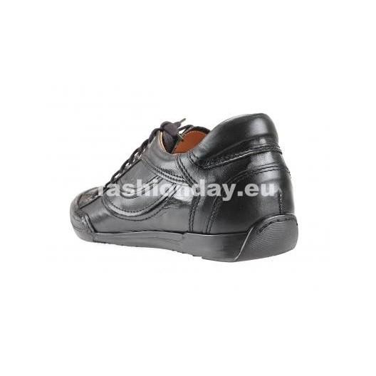 Športová pánska obuv - čierna