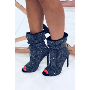 Topánky na opätku elegantné