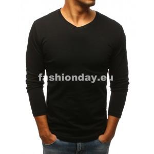 Štýlové tričká čiernej farby